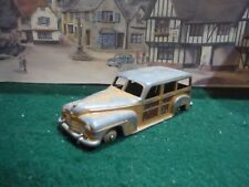 Dinky 344 27f Plymouth Woody Estate car (017/020)