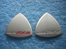 2 alte Auto Pins - Mazda RX-8 - Automobil Pin - ca. 2,2 cm