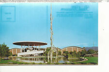 Paul Masson  Champagne Cellars  Pool and Fountain Saratoga CA  Postcard 2217