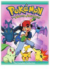 Pokemon The johto journeys Complete Season 3 DVD Set Collection TV Anime Series