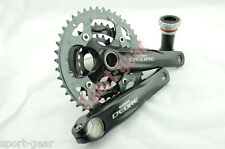 Shimano Deore FC-M590 44T/32T/22T Triple Crankset 170mm Arm Length BB Included