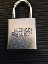 American Lock Padlock A5200