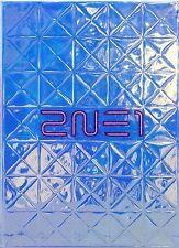 2NE1 1ST ALBUM [ TO ANYONE ]  CAN'T NOBODY  New Sealed YG