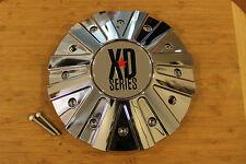 KMC XD Series 778 Monster Chrome Wheel Rim Center Cap 846L215