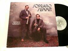 KENNY DAVERN & BOB WILBER Soprano Summit Chalumeau Blue Marty Grosz LP