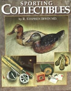 Sporting Collectibles -Duck Stamps Fishing Rods Reels Guns Knives/ Book + Values