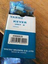 Yaesu CW Keyer B
