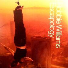 ROBBIE WILLIAMS CD ESCAPOLOGY 2002 FREE POST WITHIN AUSTRALIA