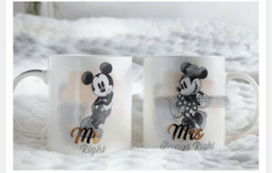 Primark Mickey & Minnie Mouse Collection. Mugs, Dome lights Cushion Cap BNWT