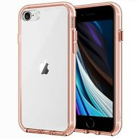 Shockproof Bumper Cover Case for Apple iPhone SE 2nd Gen 7 and 8 -4.7-Inch