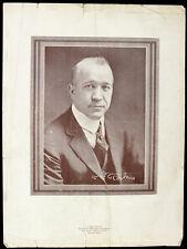 1920's, Knute Rockne, Notre Dame, Glossy Paper Sepia Toned Premium Photo, 7 x 9