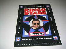 RINGO STARR 1992 CONCERT TOUR ORIGINAL SOUVENIR PROGRAM + ARTICLES (508)