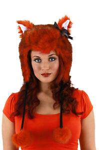 Elope Fox Hoodie Hat   FREE US SHIPPING