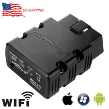 US WiFi OBD2 ELM327 Car Diagnostic Scanner Tool for Android & iOS Devices KW902