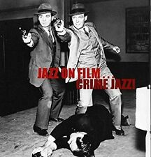 Jazz on Film: Crime Jazz [Box] by Various Artists (CD, Sep-2014, 8 Discs, Moochin' About)