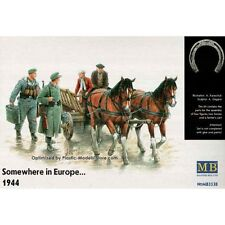 Plastic Model Kit Master Box 1/35 Somewhere In Europe 1944 # 3538