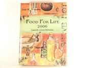 Like New! Food For Life: by Cassville United Methodist (2006 Binder)
