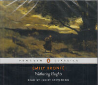 Wuthering Heights Emily Bronte 3CD Audio Book NEW Abridged Juliet Stevenson