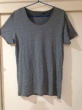 Arvust Men's Grey Basic T Shirt Size M Good Condition