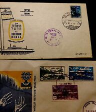 Various Lot International Ifdc Envelopes/ Stamp