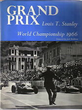 Grand Prix World Championship 1966 Text & Photos Races Drivers Cars Circuits +