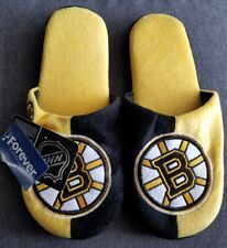 NHL BOSTON BRUINS MENS SLIPPERS XL SIZE 13-14