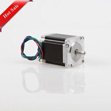 Hot Sale! Schrittmotor Nema 23 Stepper Motor 270 oz-in 3A 76mm 8mm Flat shaft