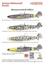 Techmod 1/48 Messerschmitt Bf 109G-2 # 48082
