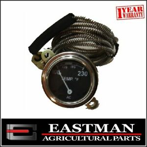 Temperature Gauge and Cable to suit Fordson Major