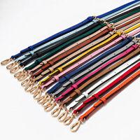 Replacement Real Leather Purse Strap Adjustable Crossbody Shoulder Handbag Bag