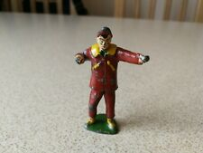 """Timpo Very Rare """" Billy Batson """" Lead Figure vintage toy  Charbens  Johillco"""