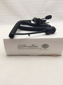 Harley Davidson Premium Stereo Headset Model 77147-98A