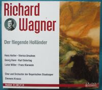 Richard Wagner. Der Fliegende Hollander. 2CD Clemens Krauss. Hotter. Ursuleac.