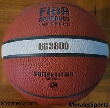 Molten B5G3800 Basketball Comp Leather Children Size 5 - 27.5 BG3800 Series GM5X