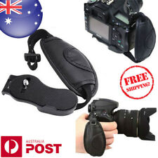 PU Leather Wrist Strap Camera Hand Grip for Canon Nikon Sony SLR DSLR - Z438F