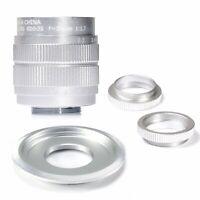 Fujian 35mm f/1.7 CCTV cine lens for Sony NEX E-mount camera&Adapter bundle