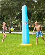 Kid's H20 Go Tetherball Splash Outdoor Water Game Get Wet Having Fun Ages 3 & Up