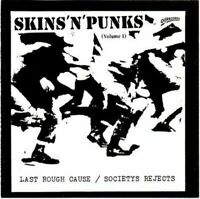 Last Rough Cause / Societys Rejects - Skins N Punks (Volume 1) [VINYL]