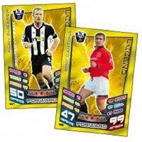 MATCH ATTAX 2012/2013  2012/13 LEGEND  CARDS             CHOOSE