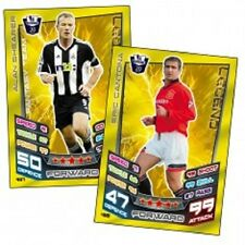 MATCH ATTAX 2012/2013  2012/13 LEGEND  CARDS             CHOOSE