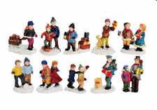 Figuritas de Navidad escenas