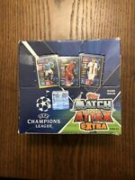 2019-20 Topps UEFA Champions League Soccer Match Attax Extra. New 30 Packs!!