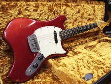 1969 Fender USA Musiclander Vintage Candy Apple Red Electric Guitar 1S Pick Up