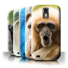 Back Case/Cover/Skin for Samsung Galaxy S2 Hercules/T989/Funny Animal Meme