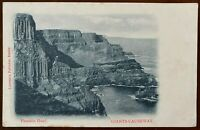 Pleaskin Head Giant's Causeway Postcard Co Antrim Northern Ireland Portrush