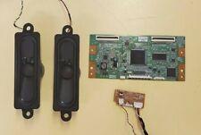 Toshiba internal TV Speakers, T con Board, & IR Sensor for 40E200U1