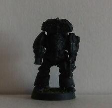 Citadel 40K Metal espacio Marina Terminator ciclón lanzador de misiles 1989 fuera de imprenta (23)