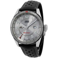 Oris Audi Sport Automatic Movement Silver Dial Men's Watch 74777014461LS