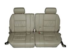 1998-2007 Toyota Land Cruiser Lexus LX470 Third 3rd Row Leather Seats Right Left