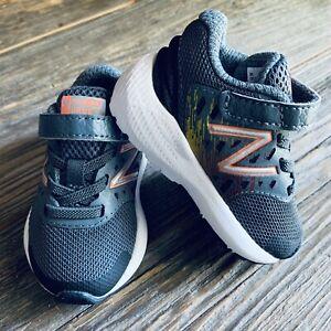New Balance Toddler Baby Athletic Shoes FuelCore Gray Size 3 M NIB IXURGLR